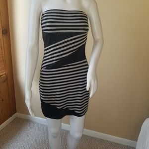 Strapless Johnny Martin dress size small